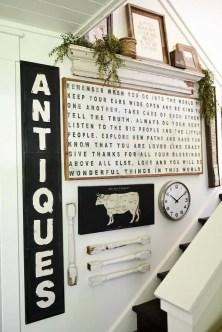 Farmhouse Gallery Wall Ideas 121