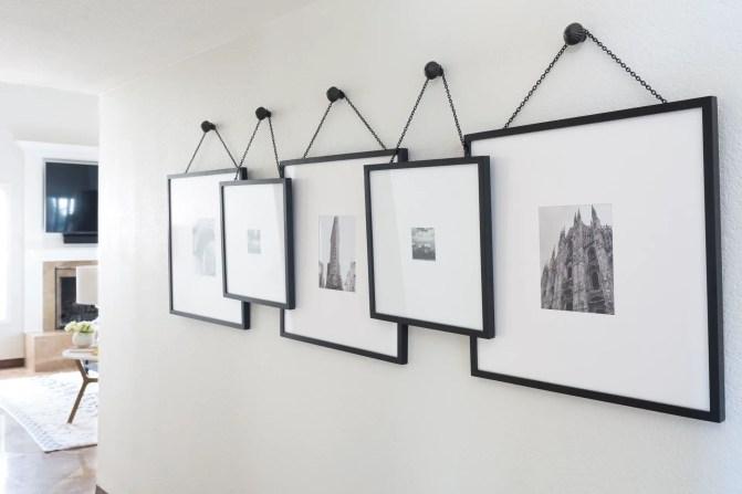 Farmhouse Gallery Wall Ideas 129
