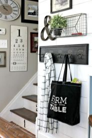 Farmhouse Gallery Wall Ideas 147