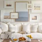 Farmhouse Gallery Wall Ideas 29