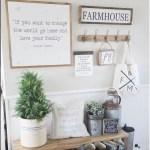 Farmhouse Gallery Wall Ideas 53