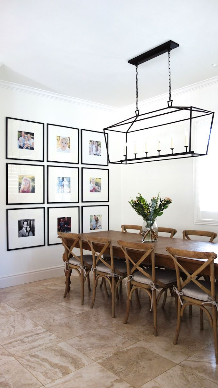 Farmhouse Gallery Wall Ideas 55