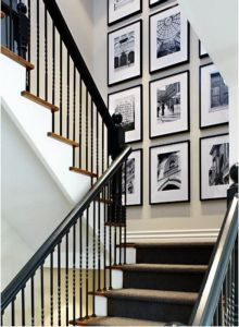 Farmhouse Gallery Wall Ideas 62