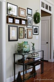 Farmhouse Gallery Wall Ideas 96