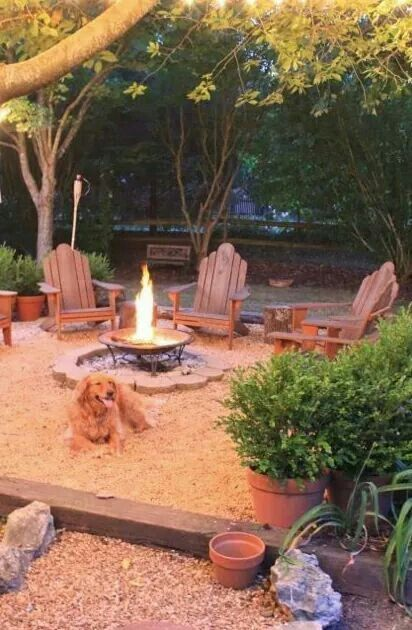 Fire Pit Seating Ideas 101