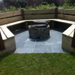 Fire Pit Seating Ideas 112