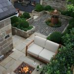 Fire Pit Seating Ideas 115