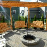 Fire Pit Seating Ideas 32