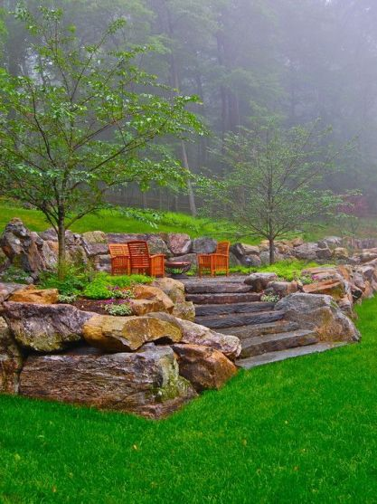 Fire Pit Seating Ideas 47