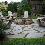 Fire Pit Seating Ideas 52