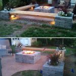 Fire Pit Seating Ideas 61