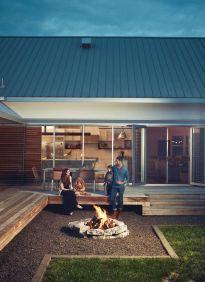 Fire Pit Seating Ideas 84