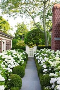 Flower Beds In Front Of House 124