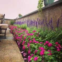 Flower Beds In Front Of House 19
