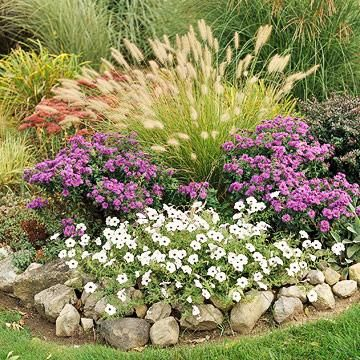 Flower Beds In Front Of House 87