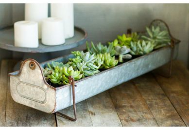 Galvanized Decor Ideas 112