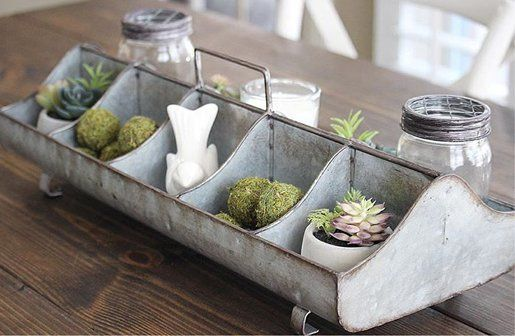 Galvanized Decor Ideas 19
