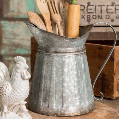 Galvanized Decor Ideas 35