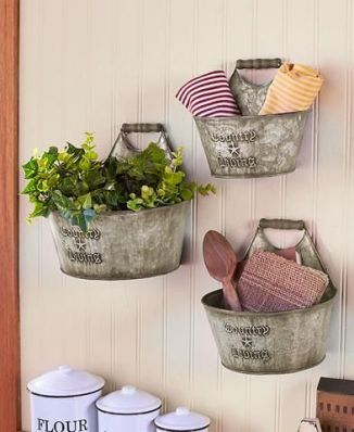 Galvanized Decor Ideas 83