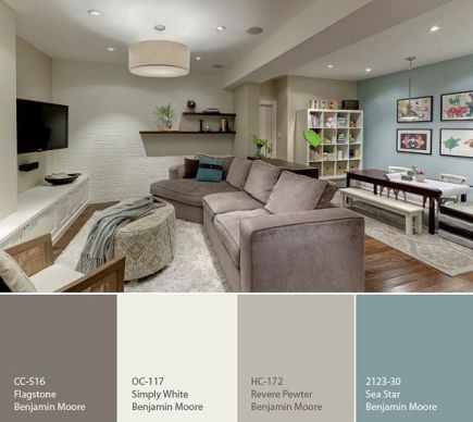 Interior Paint Colors 106