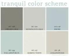 Interior Paint Colors 114
