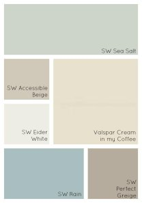 Interior Paint Colors 84