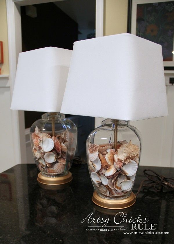 Lamp Makeover 13
