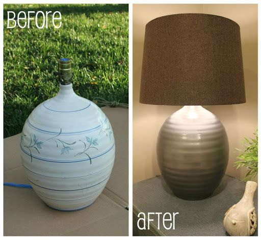 Lamp Makeover 21