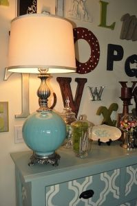 Lamp Makeover 3