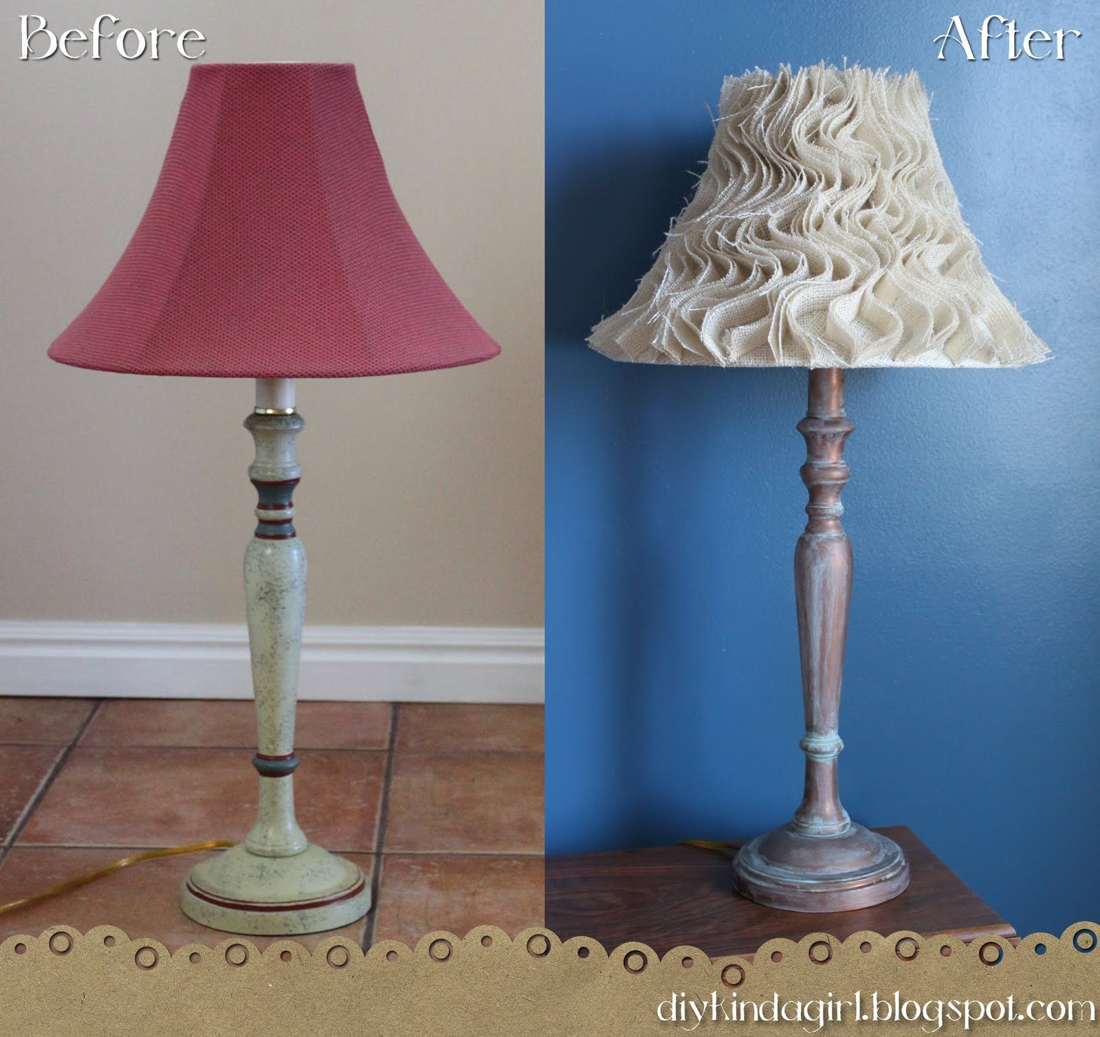 Lamp Makeover 32