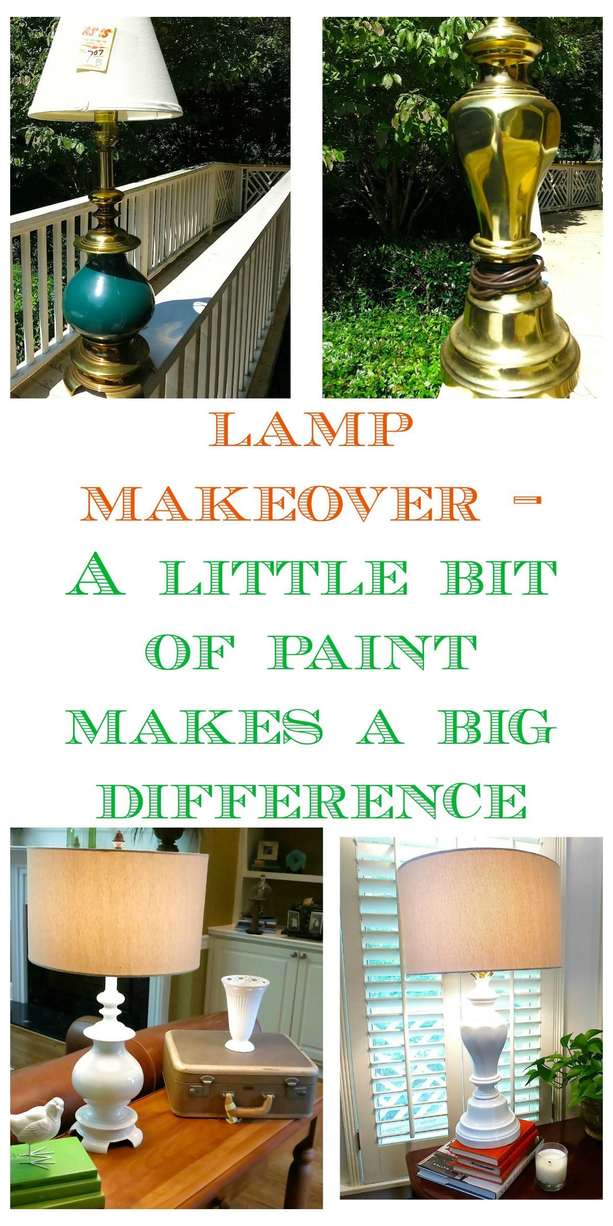 Lamp Makeover 94
