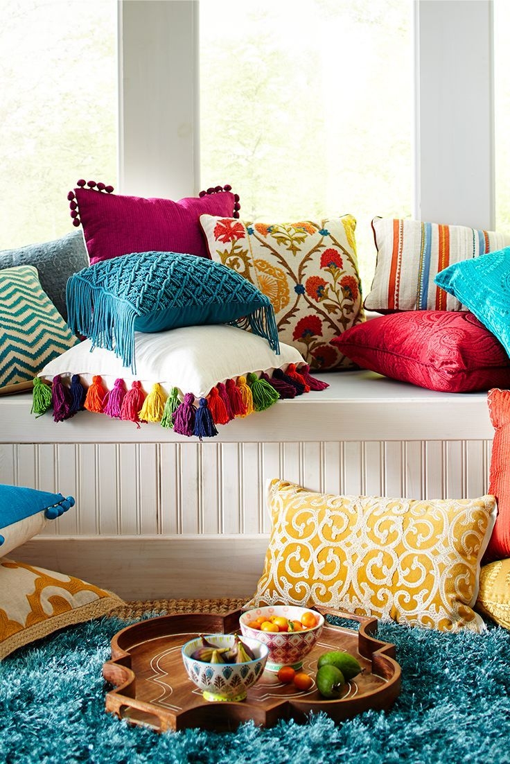 Living Room Pillows 160