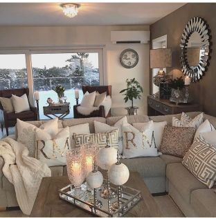Living Room Pillows 27