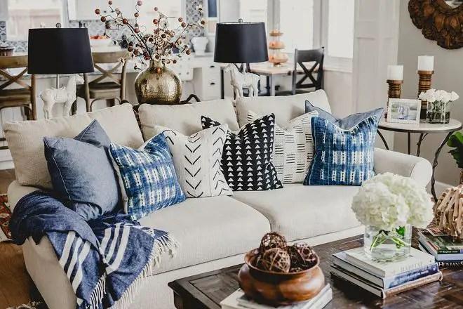 Living Room Pillows 62