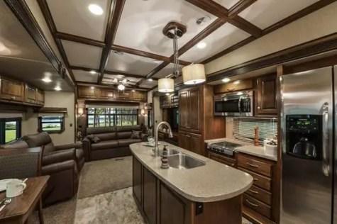 Motorhome RV Trailer Interiors 101