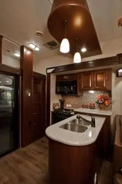 Motorhome RV Trailer Interiors 107
