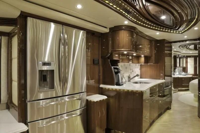 Motorhome RV Trailer Interiors 108