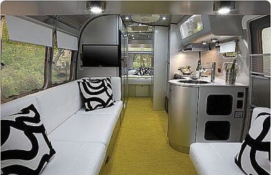 Motorhome RV Trailer Interiors 113