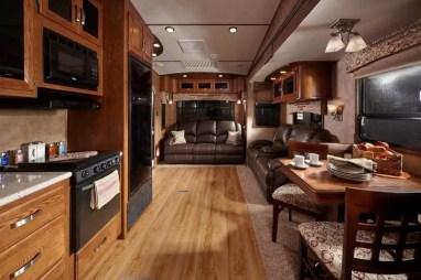 Motorhome RV Trailer Interiors 114