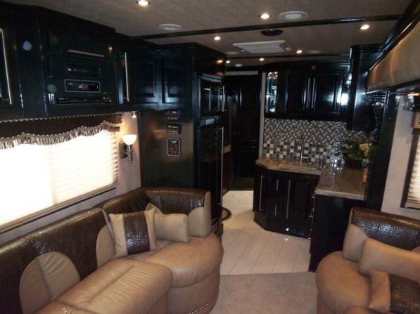 Motorhome RV Trailer Interiors 126