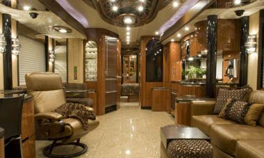 Motorhome RV Trailer Interiors 132