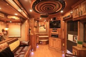 Motorhome RV Trailer Interiors 135
