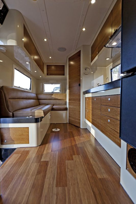 Motorhome RV Trailer Interiors 14