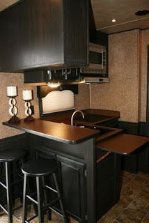 Motorhome RV Trailer Interiors 20