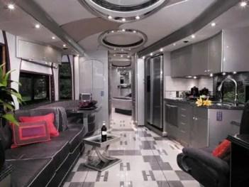 Motorhome RV Trailer Interiors 24