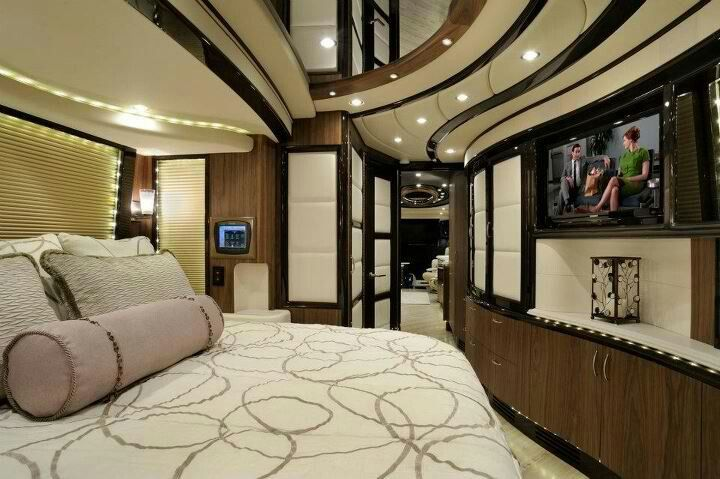 Motorhome RV Trailer Interiors 26