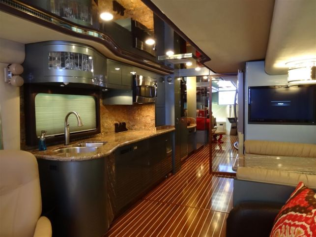Motorhome RV Trailer Interiors 3