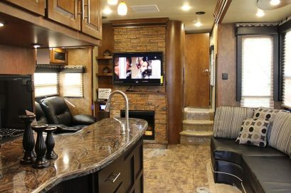 Motorhome RV Trailer Interiors 36