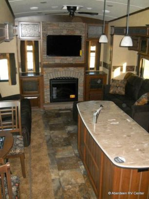 Motorhome RV Trailer Interiors 40