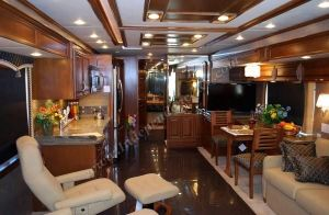 Motorhome RV Trailer Interiors 49